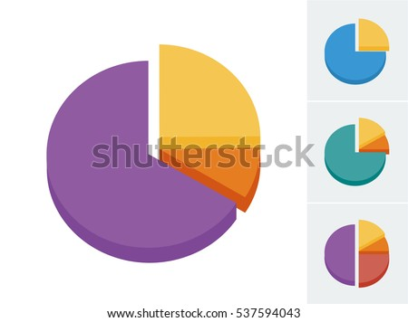 stock-vector-colorful-pie-chart-with-sections-vector-illustration-icon-and-alternative-pie-charts-with-three