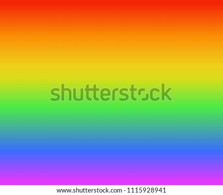 Colorful rainbow texture background of gradient colors, followed LGBT pride flag, the colored symbol of LGBTQ (lesbian, gay, bisexual, transgender, and questioning). Vector illustration, EPS10.