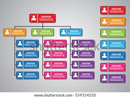 Org Chart Vector Download Free Vector Art Graphics Images – Organization Chart