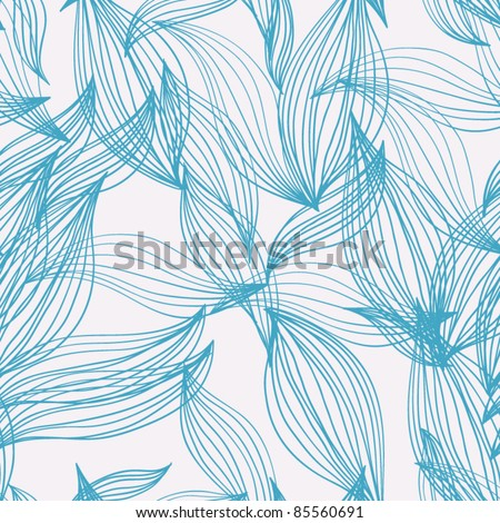 colorful seamless abstract winter pattern, waves background  Wallpaper, Vector Background