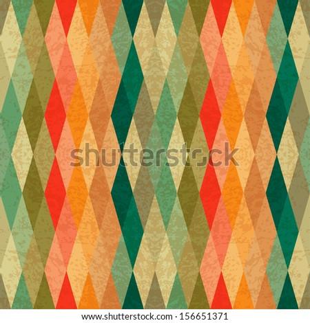 colorful seamless geometric pattern Stock photo ©