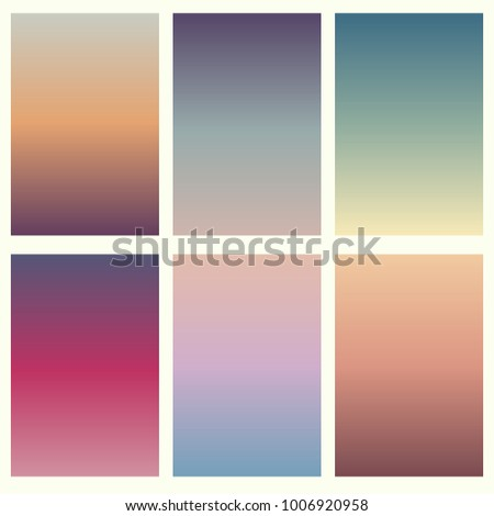 colorful soft vector