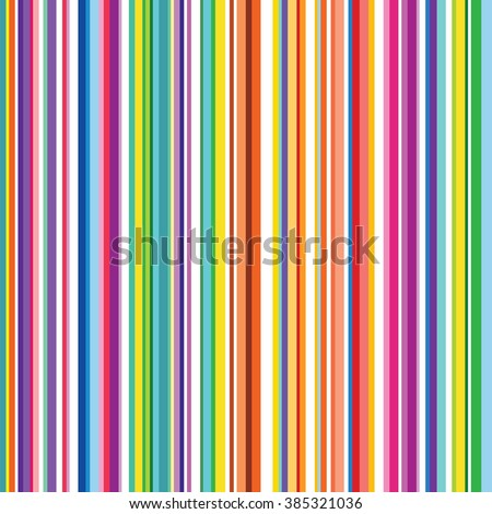 colorful striped abstract