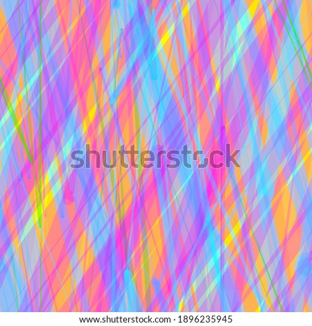 Colorful striped surface. Bright seamless texture. Abstract vector background for web page, banners backdrop, fabric, home decor, wrapping Сток-фото ©