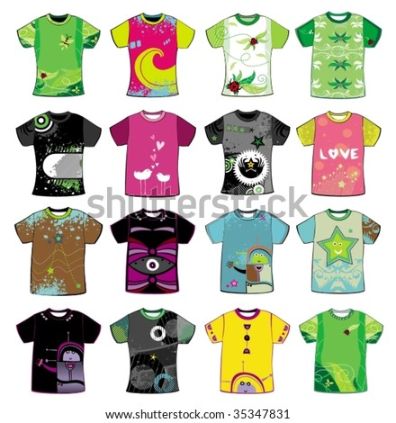 colorful t shirtsto see