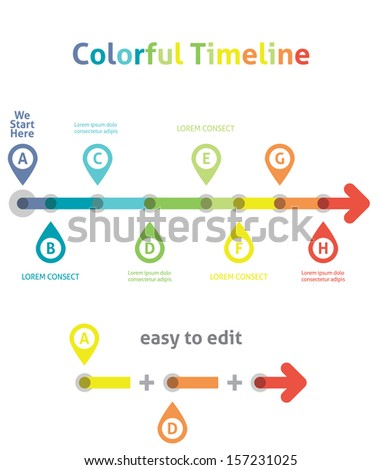 Infographic Ideas easy infographic template : Shutterstock Mobile: Royalty-Free Subscription Stock Photography ...