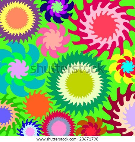 hi def wallpaper. colorful vector wallpaper
