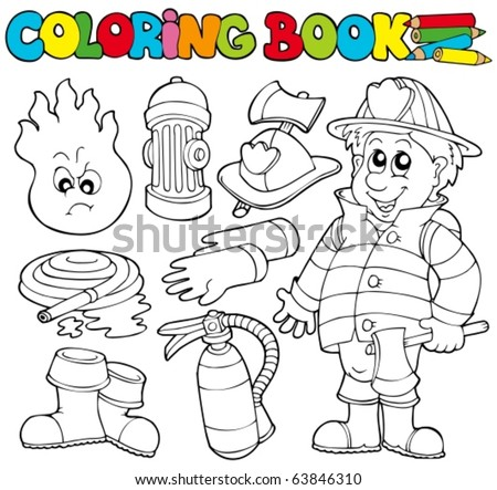 first aid coloring books free coloring pages