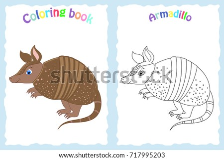 Free Armadillo Vector Download Free Vector Art Stock Graphics