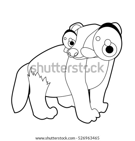 coloring book page funny