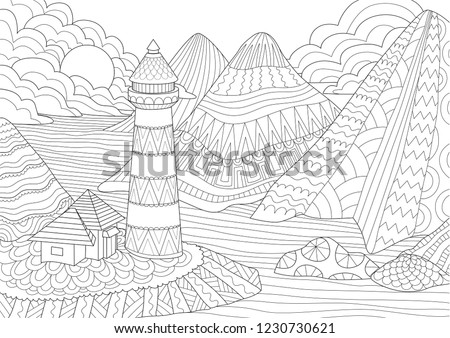 coloring page coloring book