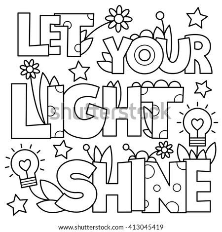 coloring page line art vector