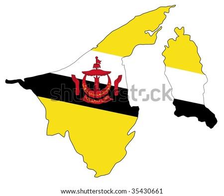 colors of Brunei