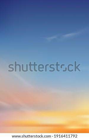 colouful sky  sunset sky in