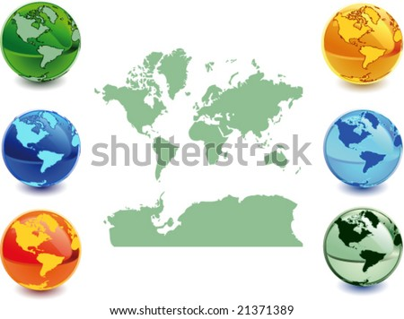 label the continents, oceans, poles, equator, and prime meridian. answers · world: outline map printout an outline map of the world to print. printable