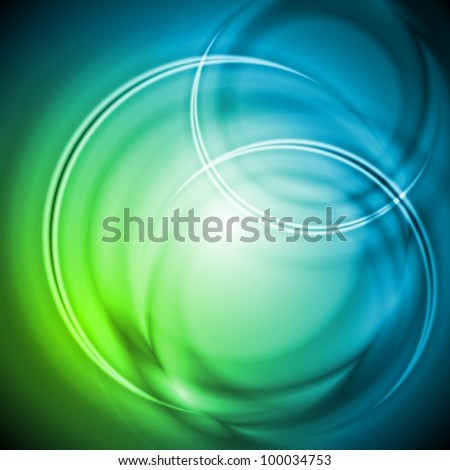 Colourful abstract illustration. Vector background eps 10