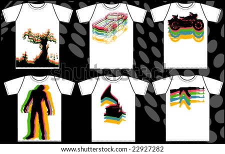 t Shirt Printing Design Your Own Colourful T-shirt Print Design