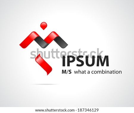 combination of letters m and s