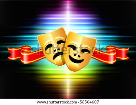 original comedy and tragedy masks image search results