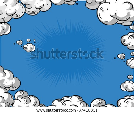 art book comic wallpaper. stock vector : Comic book - Background
