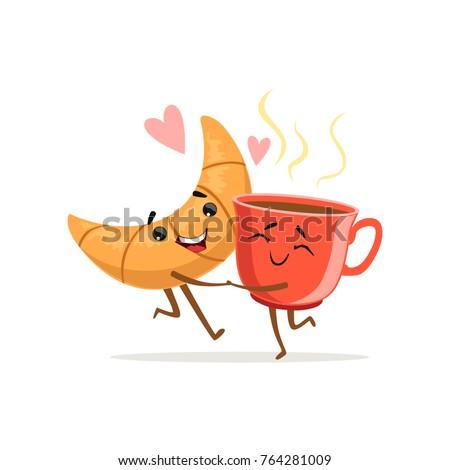 comic characters of hugging