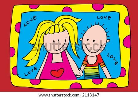 comic couple