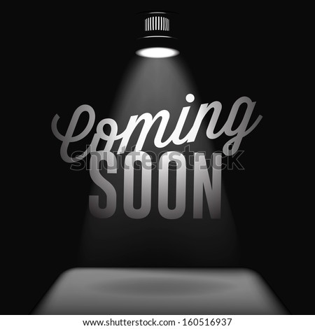 coming soon  sale poster