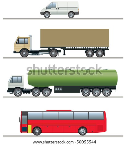 Commercial vehicles elevations