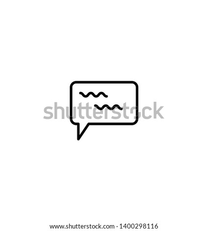 Communication Icon - Communication Symbol - Black