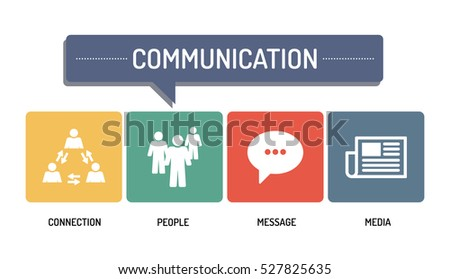 COMMUNICATION - ICON SET