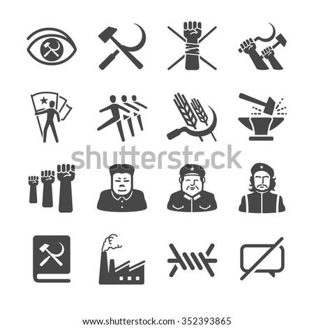 communism icons