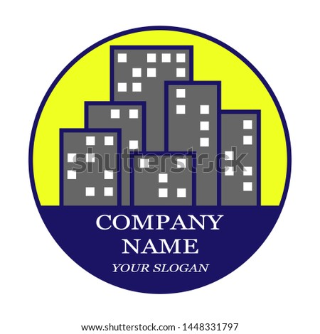 company logo real estate, construction companies, companies for the hiring of housing