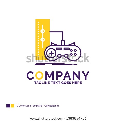 company name logo design for