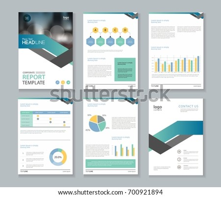 Free vector company profile template download free vector art company profile annual report brochure flyer page layout templateand business pronofoot35fo Images