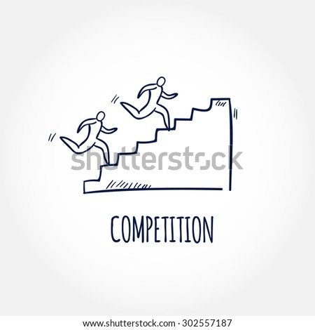 competition hand drawn concept