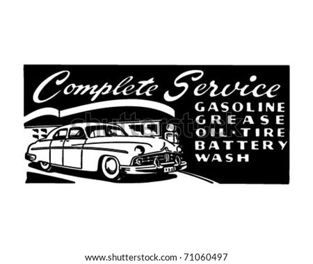 stock-vector-complete-service-retro-ad-art-banner