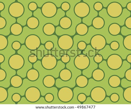 complex structure - seamless pattern - stock vector