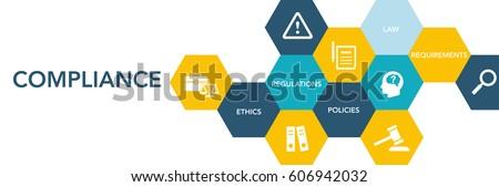 Compliance Icon Concept