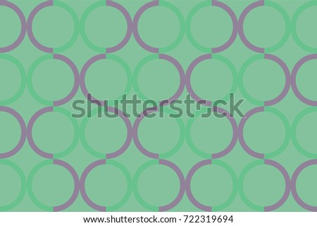 Mint Green Pattern