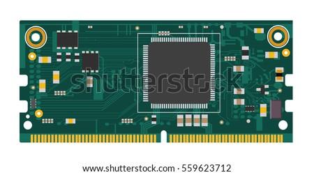 compute module board for