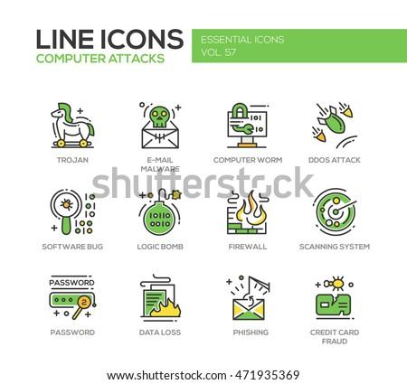 computer attacks   modern