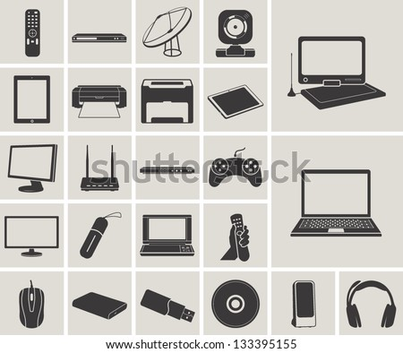 computer  electronic device  tv