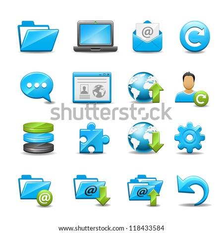 Computer Icon Set 1