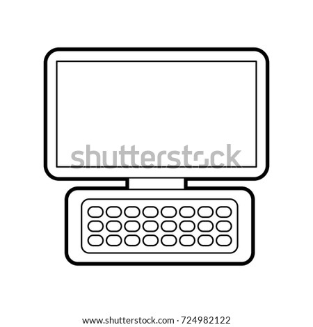 computer keyboard device modern technology wireless