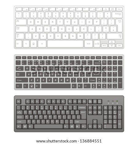computer keyboards