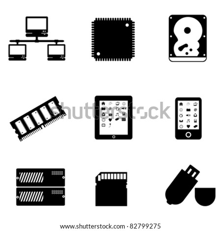Computer parts and peripheral devices