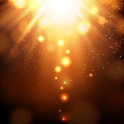 Concept light background