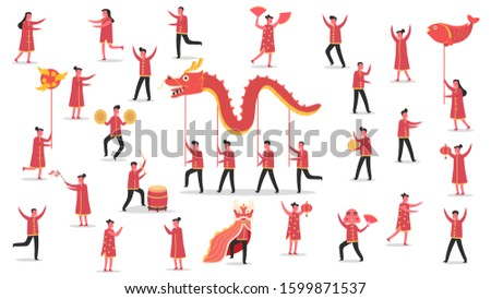 concept of chinese new year