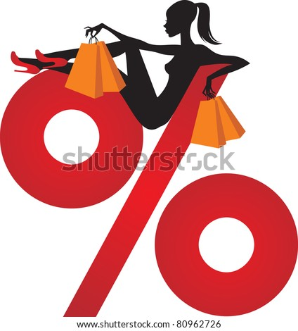 Concept of discount sale