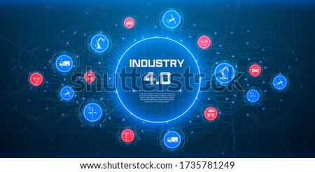 concept of industry 40